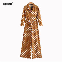 BLSQR Fashion Women Cute Polka Dots Notched Collar Jumpsuits Pockets Half Sleeve Rompers Playsuits Vintage Female