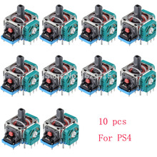 10 Pcs for Sony Dualshock 4 PS4 DS4 Controller 3pin 3d Rocker Joystick Axis Analog Sensor