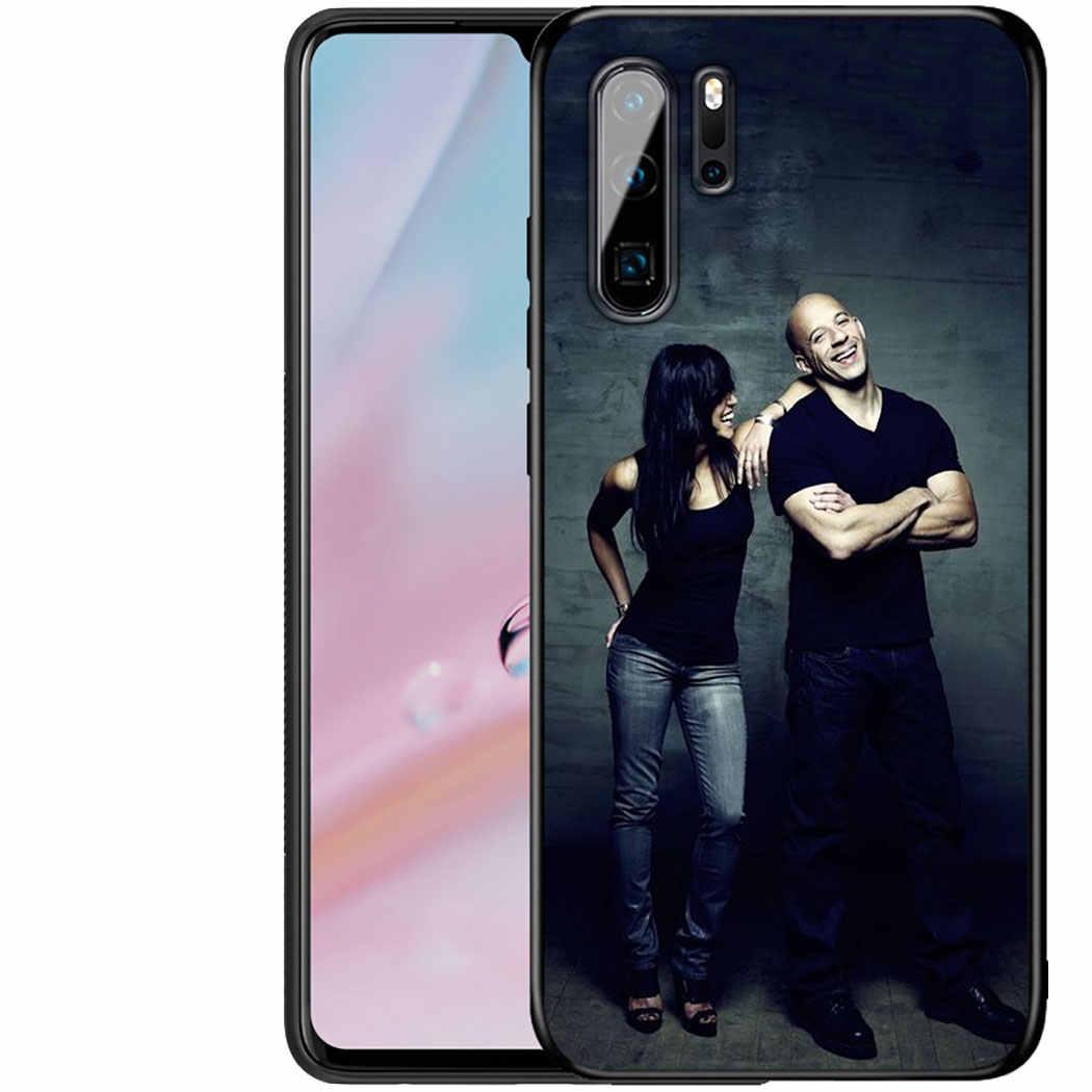 IYICAO מהיר ועצבני רך סיליקון מקרה עבור Huawei P חכם P30 P20 P10 לייט פרו טלפון מקרה