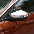 Автомобильное зеркальное покрытие Reaview  защита для зеркала  наружное украшение  автомобильные аксессуары  автомобильный Стайлинг для Peugeot ...