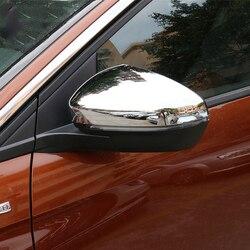 Osłona lusterka samochodowego Reaview Mirror Protector dekoracja zewnętrzna akcesoria samochodowe stylizacja samochodu dla Peugeot 3008 GT 5008 2nd 2017 18