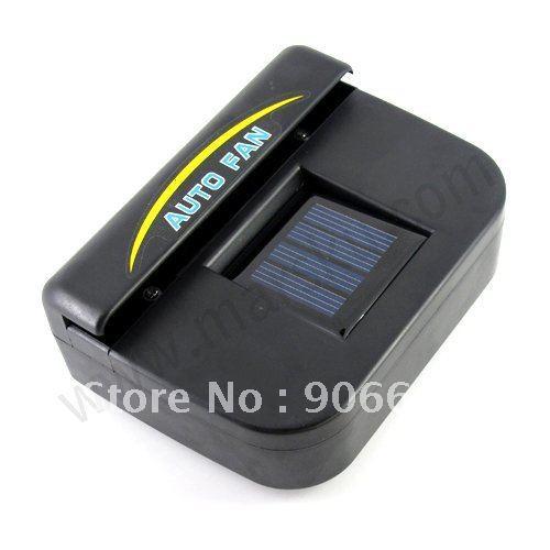 Good Ventilation Solar Energy Waterproof Auto Fan  #792