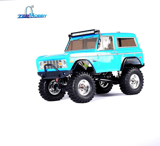 HSP Racing Rc Car 1/10 Scale Electric 4wd Off Road Rock Crawler Cruiser RC-4 Climbing High Speed Hobby Remote Control Car 136100
