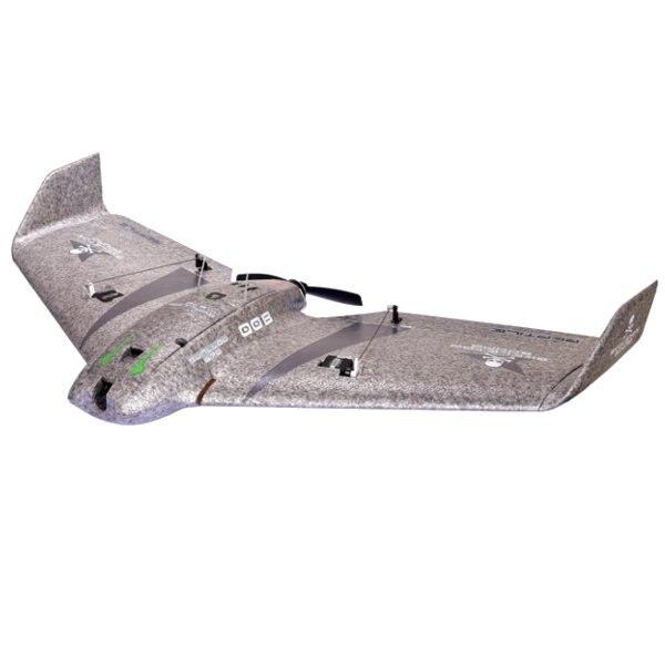 Hirondelle de Reptile-670 S670 gris 670mm envergure EPP FPV aile volante KIT avion RCHirondelle de Reptile-670 S670 gris 670mm envergure EPP FPV aile volante KIT avion RC