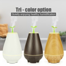 100ml Portable Mini USB Humidifier Warm Light Desktop Electric Silent Essential oil spreader  Aromatherapy Diffuser