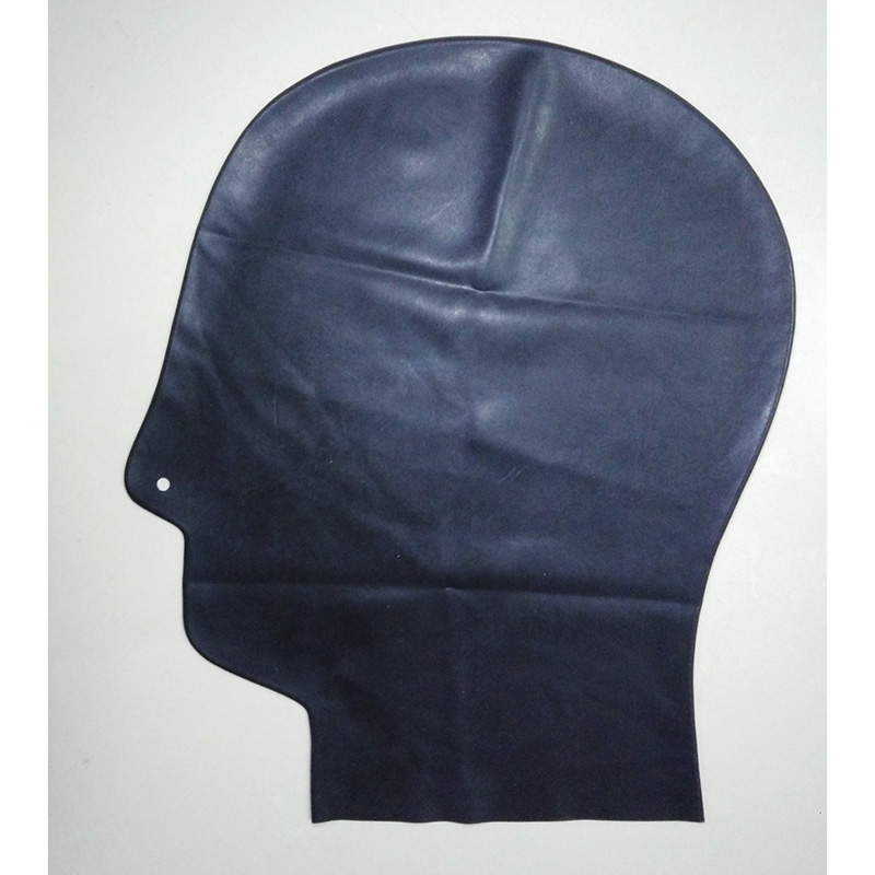 Hot New Latex Mask Fetish Hoods Unisex Standard Seamless Hoods 4 Size  No Rear Zipper One Piece Style