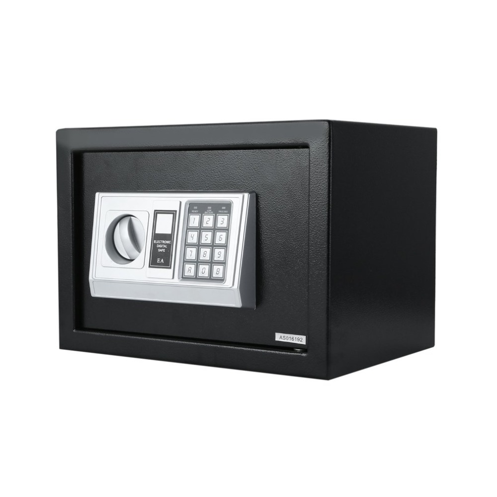Home Safe Deposit Box Safety Locking Storage Password Money Box Cash Coins Saving Box Electronic Password Safes Christmas Gifts mac eye shadow тени для век orb