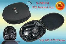 V-MOTA PXB headphone Carry case boxs For GRADO SR60,SR80,SR80i,SR125i,SR225i,SR325,SR325is,RS1,RS2,Alessandro M1, M2 headphone v mota pxa headphone carry case boxs for jbl e35 e40 e45 bt e55 bt t450 bt headphone