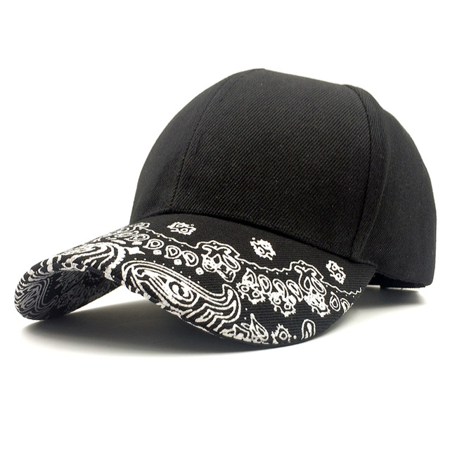 2018 White Paisley Snapback Couple Men Baseball Caps For Women Spring  Summer Autumn Hats Quality Embroidery Cotton Cap 6bf99730bb6