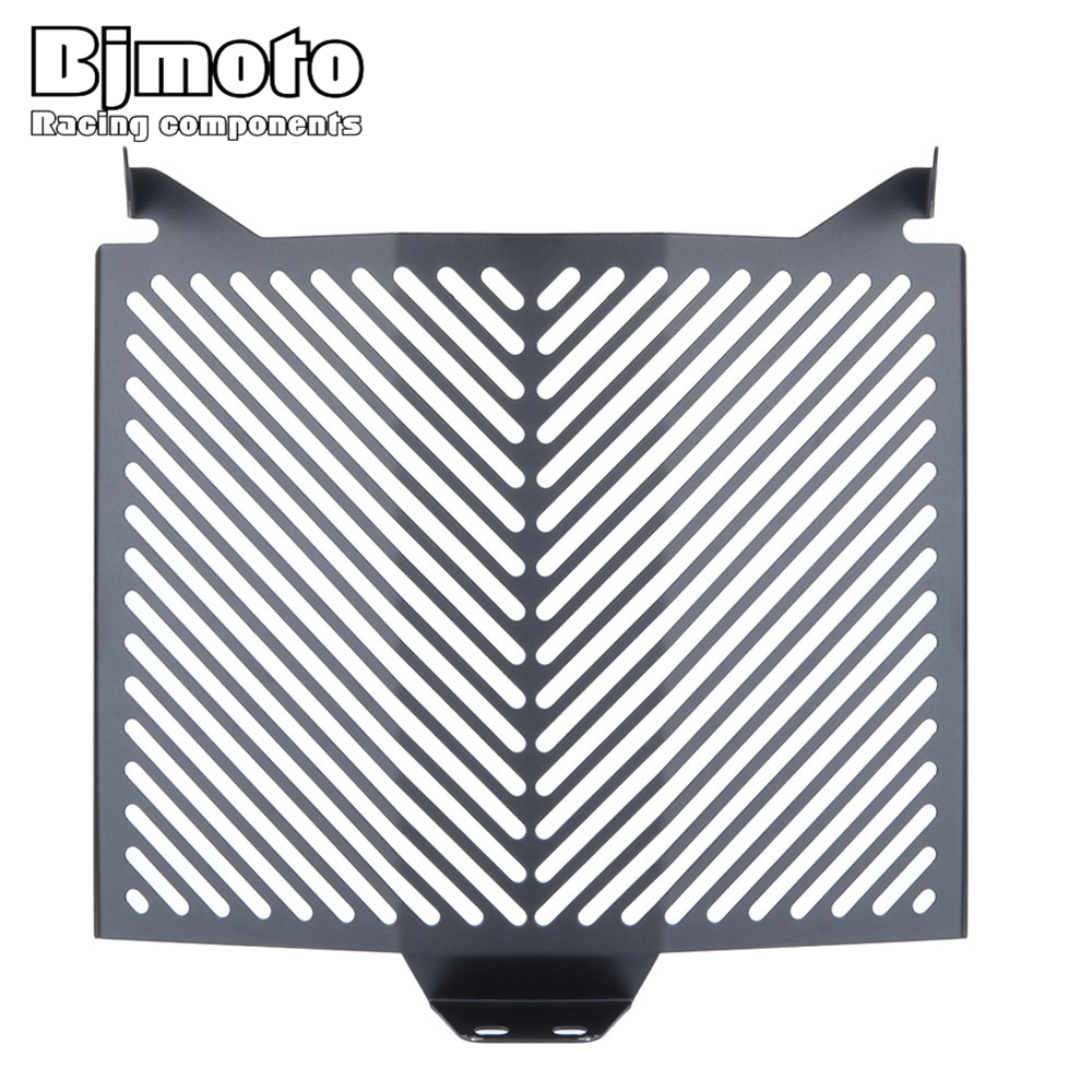 Bjmoto Motorcycle Aluminium Radiator Side Guard Grill Grille Cover Protector For KTM 1290 Super Duke R 2013 2014 2015 2016 2017 motorcycle stainless steel radiator guard protector grille grill cover orange black for ktm duke 390 2013 2014 2015 duke 125 200