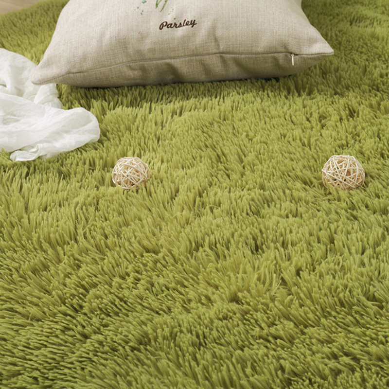Sheepskin Rug Short Pile: 160X230CM Large Solid Soft Plush Rugs 1.5CM Short Pile