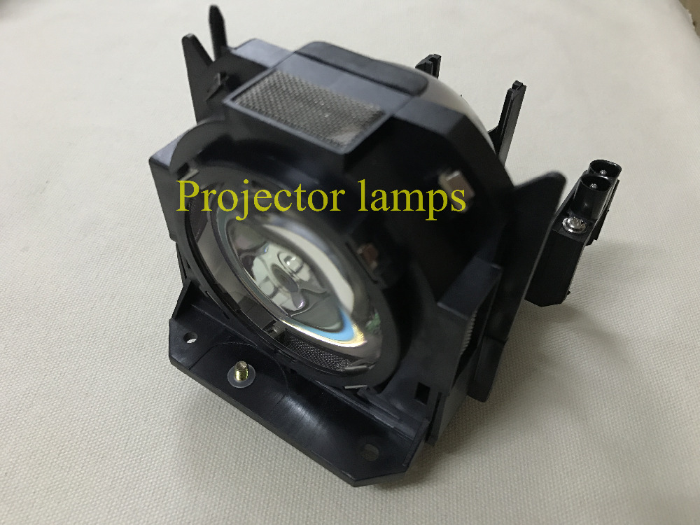 New Compatible Lamp with housing ET-LAD60W ET-LAD60 ET-LAD60AW For Panasonic PT-D5000 PT-D6000 PT-D6710 PT-DW6300 2pcs/Lot 2017 liitokala 2pcs new protected for panasonic 18650 3400mah battery ncr18650b with original new pcb 3 7v