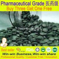 Export Quality Pharmaceutical Grade Anti Radiation Enhance Immune Natural Organic Spirulina Tablet Rich Vitamin 0 25g
