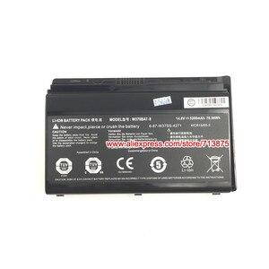 Image 2 - Genuino W370BAT 8 (SIMPLO) 6 87 W37SS 427 W350ET Batteria per Clevo W370ET W350ST W350ETQ W370SK K590S K650C K750S W35XSS 370SS