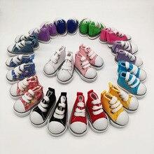 Doll Accessories BJD Shoes 14Colors 5CM Canvas