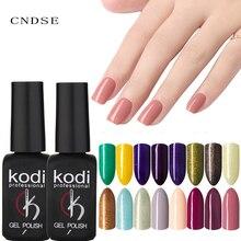 hot deal buy #60751 2018 nail paint gel 12ml 120 colors gel polish nail gel soak off uv gel polish nail lacquer varnishes new fashion cndse