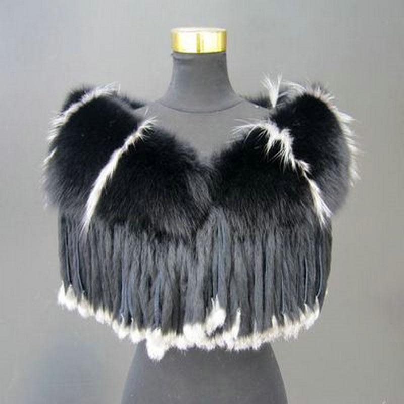 >2015 Top Fashion Solid New Winter <font><b>Scarf</b></font> Women Fox Fur <font><b>Collar</b></font> Rabbit Raccoon Caps <font><b>Article</b></font> Warm <font><b>Scarves</b></font> Shawls