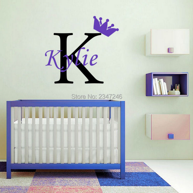 Popular letters kids room buy cheap letters kids room lots for Wall letters kids room