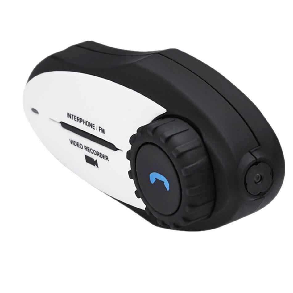 Casque de moto sport caméra casque sans interruption vidéo Bluetooth casque grimpeur GXV