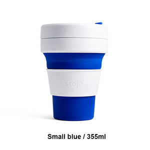 Image 5 - STOJO CUP Folding Silicone Portable Silicone coffee cup multi function folding silica cup Office travel Essential