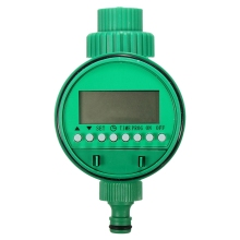 ELECTRONIC LCD SCREEN WATER TIMER AUTOMATIC GARDEN HOSE IRRIGATION SYSTEM PLANT