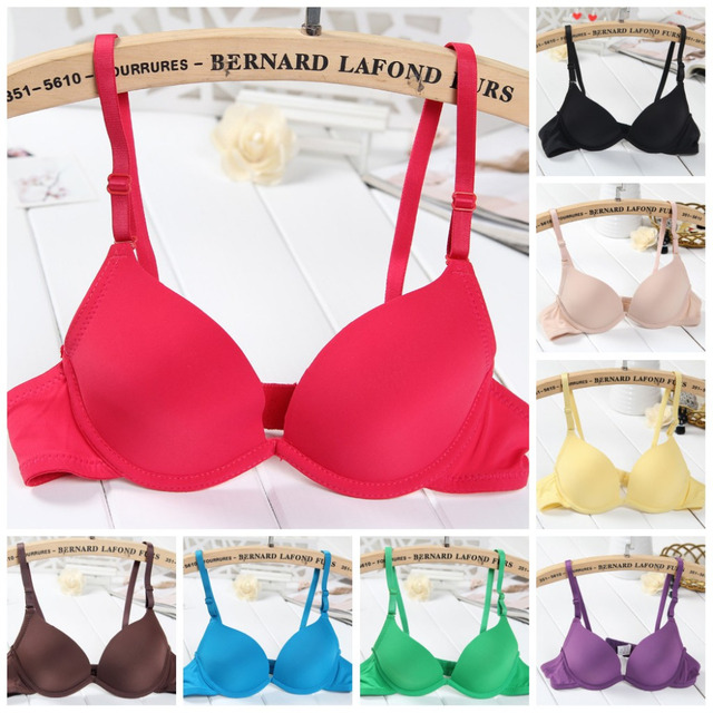 Hot Fashion Style Push up Bras Women Underwear Sexy Push Up Bra For Small  Breast Young d481535fc