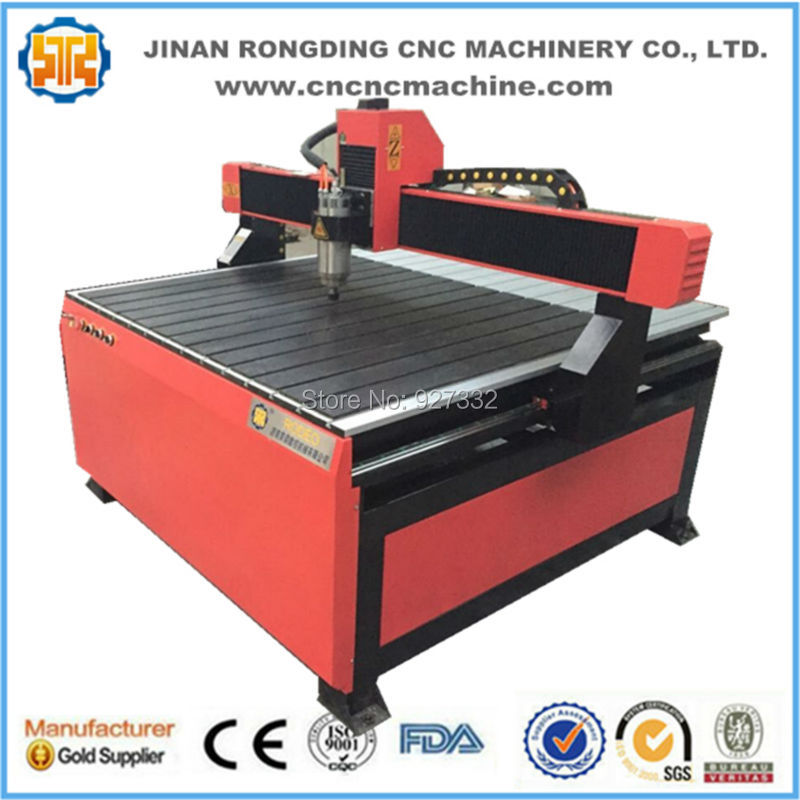 Factory price cnc wood router price/advertisement CNC router 1212