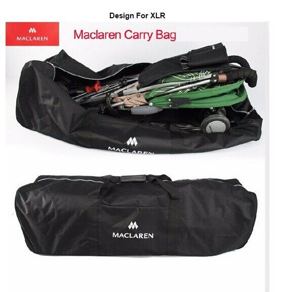 Maclaren Xlr Baby Stroller Travel Bag W Wheel General Buggies Umbrella Pram