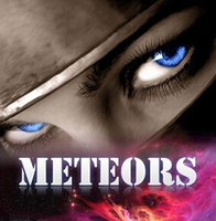 Meteors Illusions Blue Red Light Magic Trick FISM 2009 Best Stage Magic Accessories Gimmick Comedy