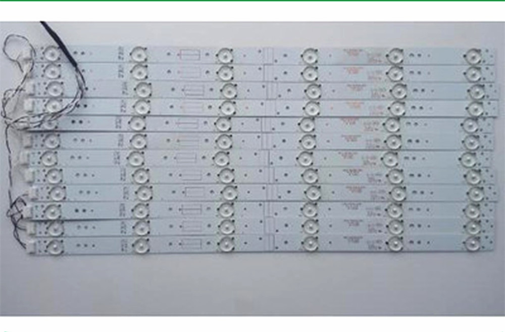 qd0-209 1cs=6led Save 50-70% Selfless 12 Pieces/lot For Sky Wo Rth 50e366w Lamp Bar 5800-w50002-2p00 Match Screen Rdl500fy