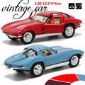 Dodge Classic Car 1:36 scale alloy pull back model car, Retro Diecast cars toy,Children's gift,Alloy toys,free shipping