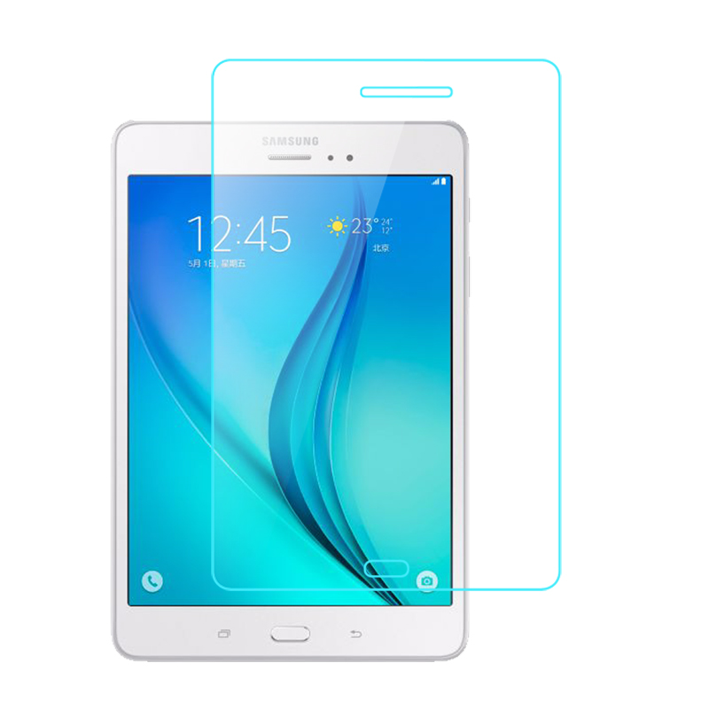 Tempered Glass Screen Protector For Samsung Galaxy Tab A 8.0 T350 T355 8 Inch Tablet Protective Film 9H Hardness Anti-Explosion