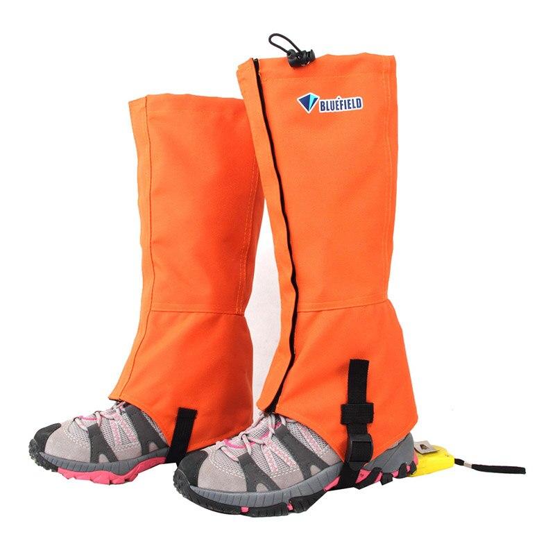 Prix pour En plein air Jambières Étanche Neige Genouillère Ski Ski Gaiters Randonnée Escalade Jambe Protection Garde