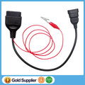 5pcs/lot! OBD 16 PIN to 3 PIN Connector for Fiat Alfa Lancia Romeo Diagnostic Tool  OBDII OBD2 obd-II Adapter Auto Cable