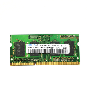 Image 3 - ذاكرة وصول عشوائي للحاسوب المحمول 1 جيجا بايت 2 جيجا بايت 4 جيجا بايت 2 جيجا بايت PC2 PC3 DDR2 DDR3 667 ميجا هرتز 800 ميجا هرتز 1333 هرتز 1600 ميجا هرتز 5300 ثانية 6400 8500 10600 ECC