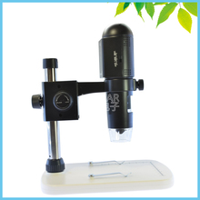 Discount! WIFI Electron Microscope Monocular 200X Wireless Digital Video Microscope Magnifier for PCB Detection Repair