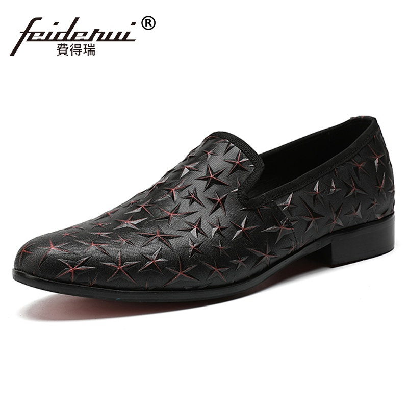 Plus Size Fashion Round Toe Slip on Man Office Loafers Genuine Leather Comfortable Moccasin Mens Handmade Casual Shoes SL329Plus Size Fashion Round Toe Slip on Man Office Loafers Genuine Leather Comfortable Moccasin Mens Handmade Casual Shoes SL329