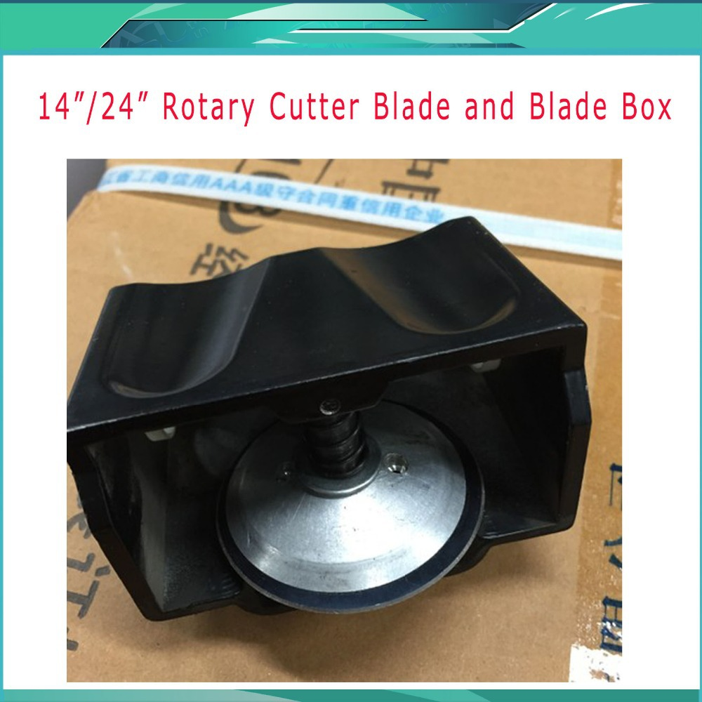 Free Shipping Rotary Trimmer Cutter Blade and Cutter Blade Box Instead of the Old and Bad