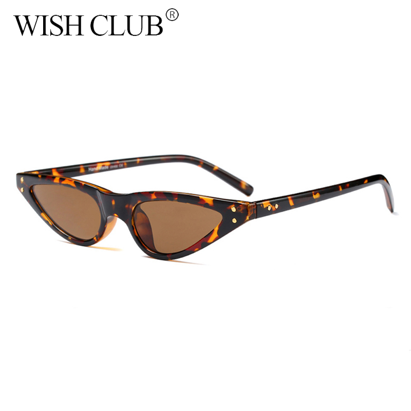 WISH CLUB Sexy Women Sunglasses Boutique Fashion ...