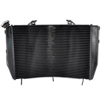 LOPOR Motorcycle Aluminium Cooler Replacement Radiator For YAMAHA YZFR6 YZF R6 2008 2009 2010 YZF R6 08 09 10 NEW