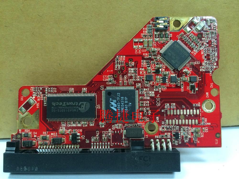 HDD PCB Logic Board Printed Circuit Red Board 2060 701607