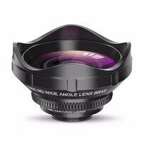 HD 0.6X 슈퍼 광각 배 매크로 전화 카메라 렌즈 키트 휴대 전화