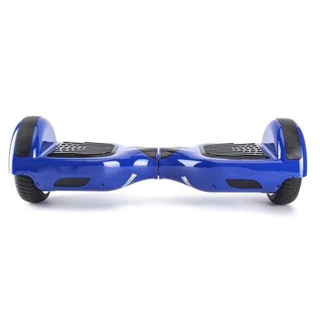 IBoard 6,5 pulgadas Hoverboard dos ruedas auto Balance Scooter Hover tabla con bolsa de transporte Bluetooth UL certificado