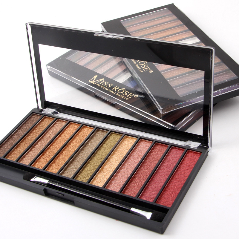 Miss Rose Women Eyeshadow Palette Make Up Eye Shadow Makeup Eyeshadow Shadow Palette Palette
