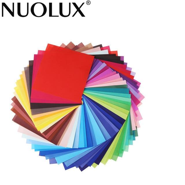 Cuadrado Color Papel Plegable Onepine 50 Colores 200 Hojas Papel Origami 15 x 15 cm Folded Square Origami Para Manualidades DIY Proyectos de Artes y Manualidades