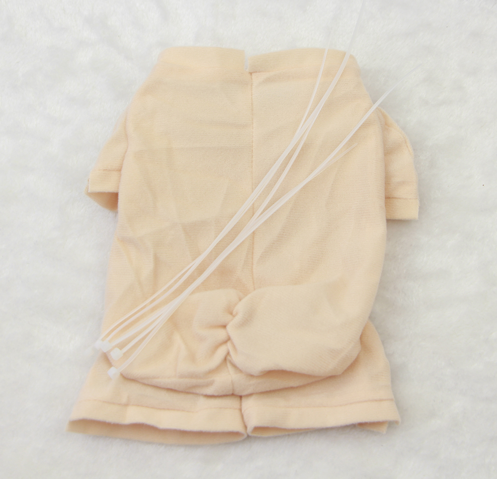 """15/"""" Inch Cloth Body w//3//4 limbs  For Reborning"""