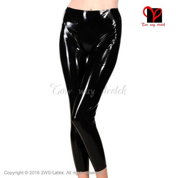 PUNK RAVE nouveau gothique diable empreintes de pieds noir femmes Leggings mode évider Punk extensible femme mince Sexy pantalon foncé - 4