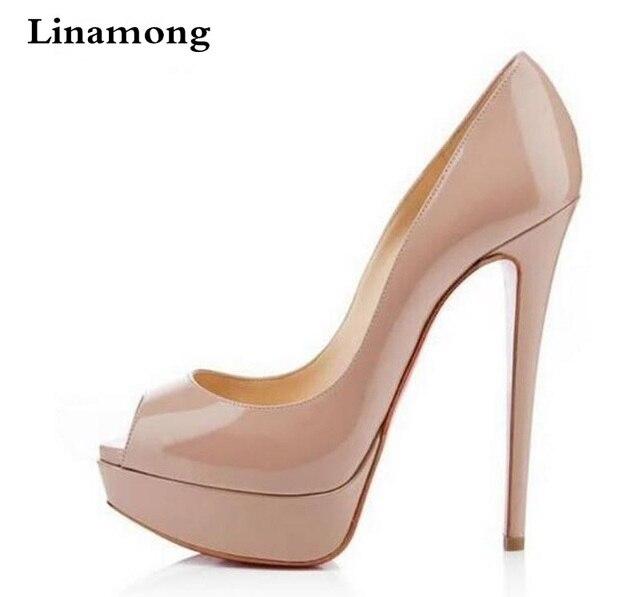 493a849c Zapatos de vestir de fiesta de boda para mujer Zapatos de tacón alto de  plataforma de