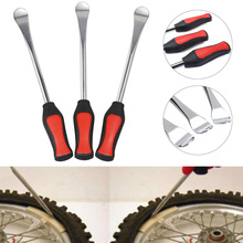 2019 Hot 3 Pcs/Set Motorcycle Tire Spoon Lever Iron Tools Bike Bicycle Wheel Changing Removing Kit Outillage Garage BX