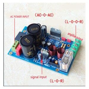 Image 4 - AC dual15V ~ dual 22V 30W * 2 GC รุ่น LM4766 Dual Channel HIFI เครื่องขยายเสียง Super LM1875 เครื่องขยายเสียง